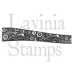Hill Border Floral - Lavinia Stamps (LAV415)